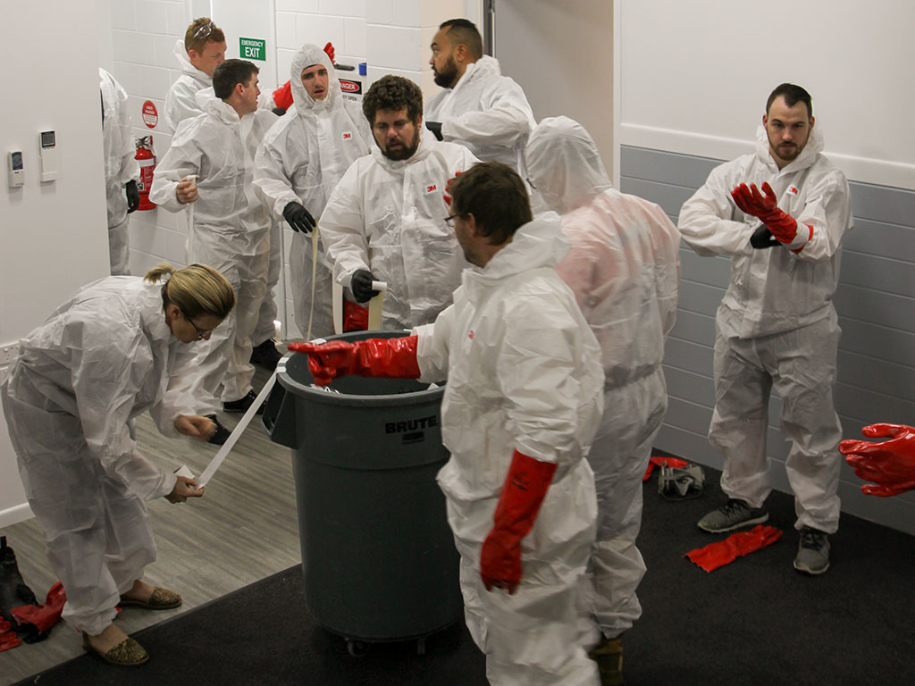 Mackay Forensic Cleaning Services
